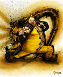 Rufus Ultra Street Fighter IV. by viniciusmt2007