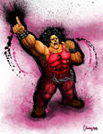 Hugo Ultra Street Fighter IV. by viniciusmt2007