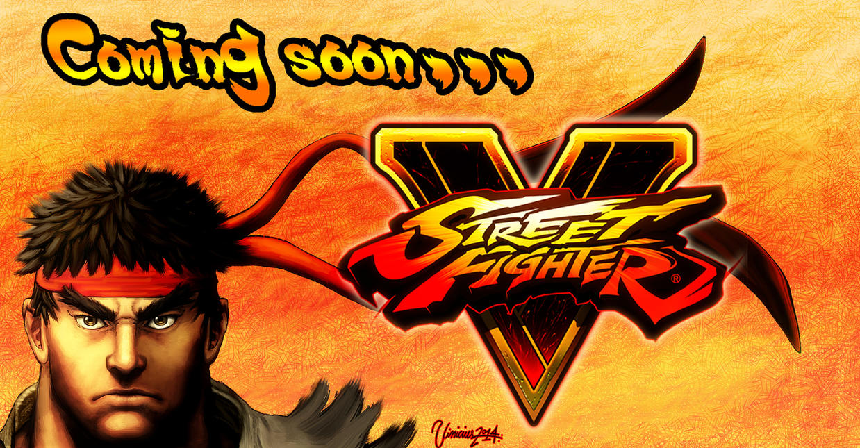 coming soon SF5 by viniciusmt2007
