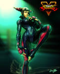 Juri Street Fighter V