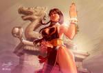 Chun Li Street Fighter V