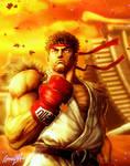 Ryu SF V