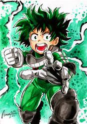 Boku no Hero Academy !! by viniciusmt2007