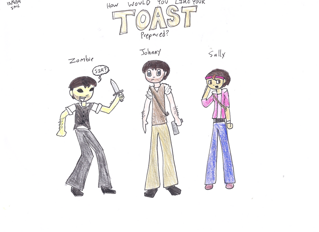 Communication on this topic: Ghost Toasts, ghost-toasts/