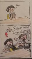 Toast eat toast?! by ShoobaQueen