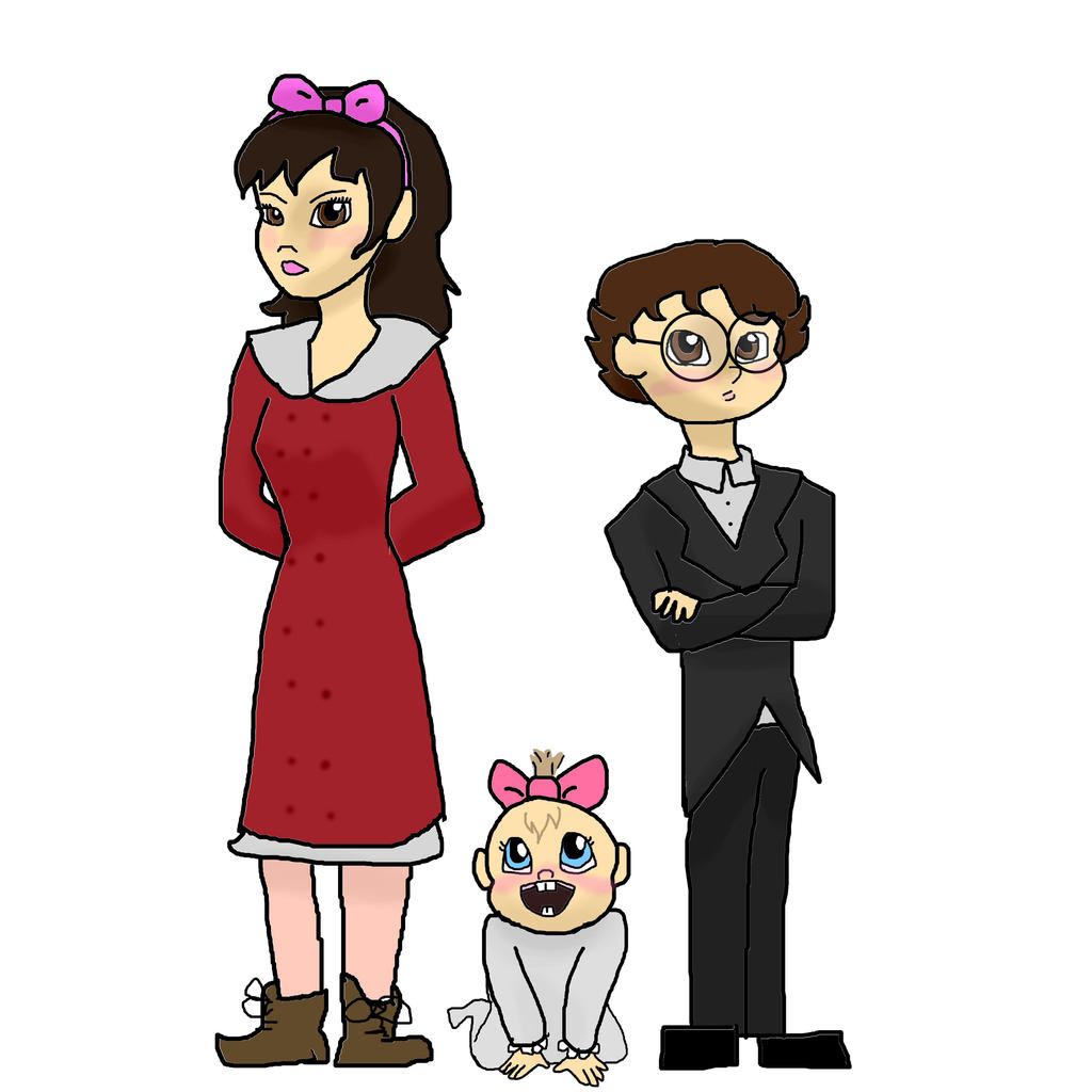From Series of Unfortunate Events Violet Clip Art