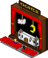 Cube Collab-theater by MenInASuitcase