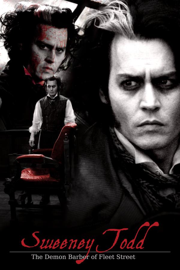 Sweeney todd the movie free