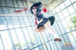 Ryuko Matoi Cosplay: Incoming Asswhoopin