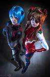 Evangelion 3.0 : Rei + Asuka