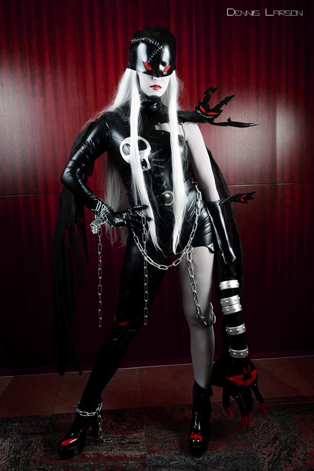 digimon cosplay ladydevimon by khainsaw on deviantart