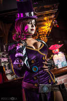 Mad Moxxi Cosplay: Care for A Drink? by Khainsaw
