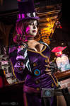 Mad Moxxi Cosplay: Care for A Drink?