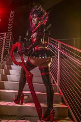 Ryuko Matoi Cosplay: Step Off Or Die