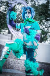 Soul Calibur Tira Cosplay: Searching for a Host