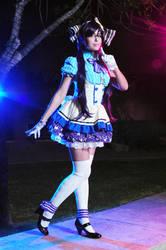 Love Live! Cosplay : Nozomi Tojo Candy Maid! by Khainsaw
