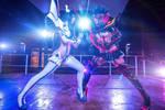 KLK Cosplay : Ryuko Matoi and Satsuki Kiryuin