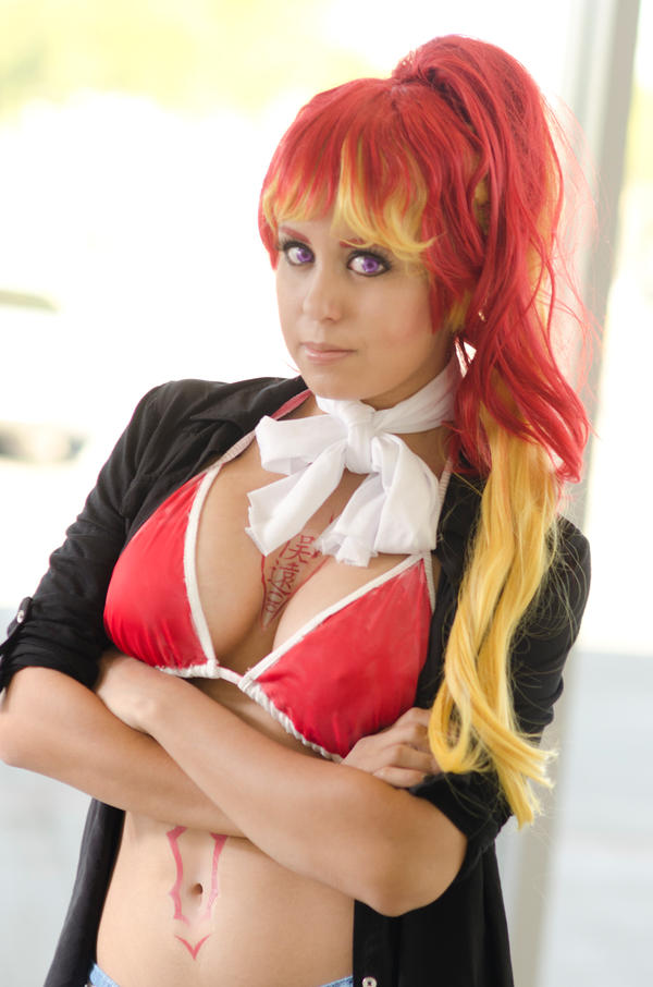 Shura Kirikagure from Blue Exorcist Cosplay by Khainsaw