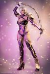 Ivy Valentine from Soul Calibur VI