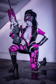 Overwatch Widowmaker Cosplay : Spider Queen