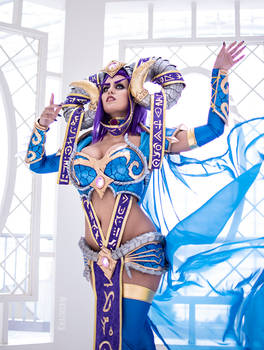 World of Warcraft : Tarecgosa Cosplay
