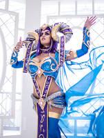 World of Warcraft : Tarecgosa Cosplay by Khainsaw