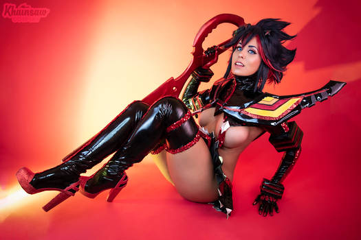 Ryuko Matoi : Kill La Kill Cosplay