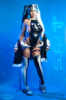 PS5-Chan Cosplay