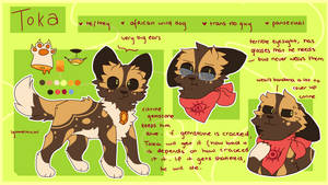 -secondary sona- toka reference (february 2019) by dazzledoves