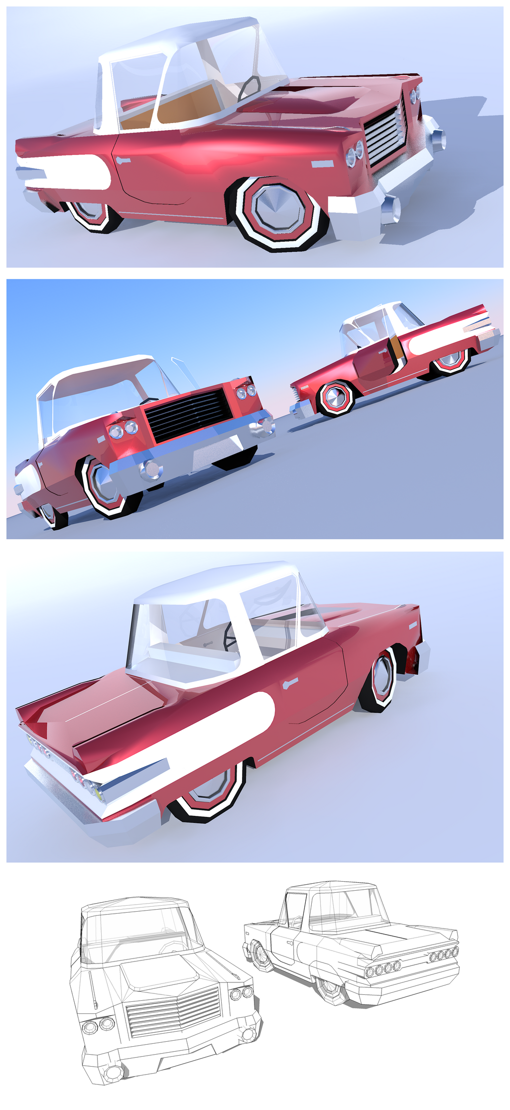 1961 RouteStar H by Pixel-pencil