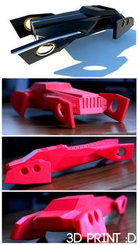I got to 3D print something