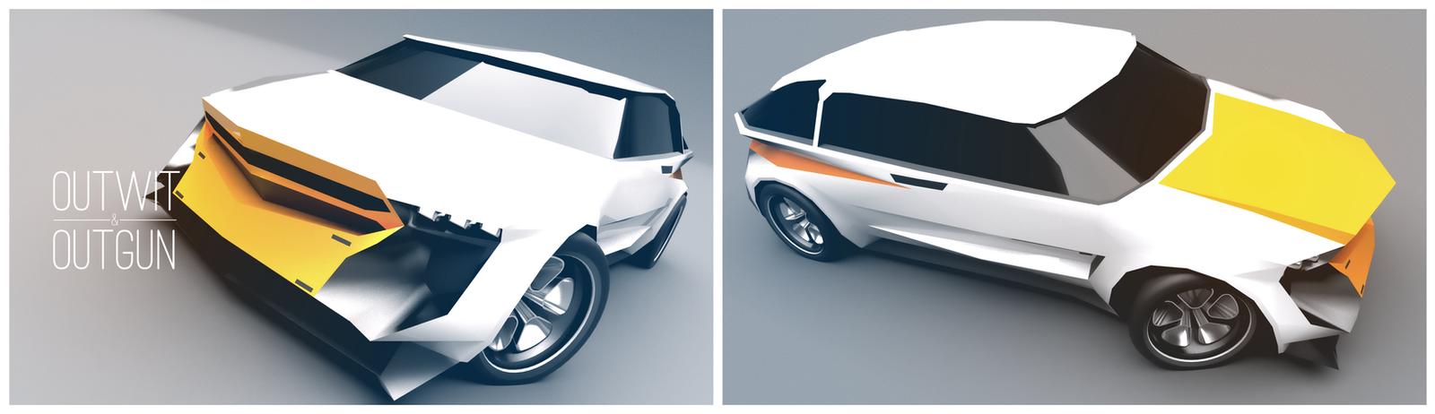 Hatch Sketch by Pixel-pencil