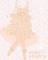 {END} - LL - HEART-Y SPIRITS LAJINONNE!