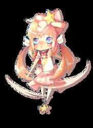 Chime-chan by sirMIDNIGHTEA