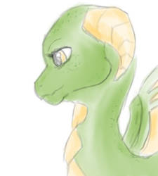 Terradors Daughter From The Legend Of Spyro