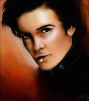 Orlando Bloom by Ailidh