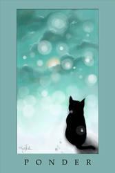 a depiction of winter - ponder