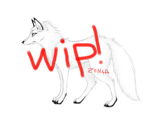 Zinta wolf wip - not finished