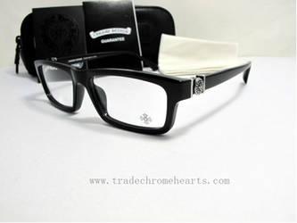3956229f3e2b AijiS 3 3 Chrome Hearts Beef Tomato-A Black Eyeglasses by tradechromehearts