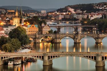 Prague by www-locha-pl