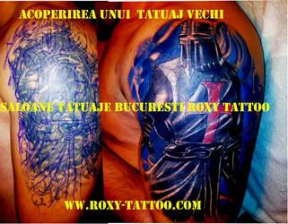 Acoperire Tatuaj Vechi.20 by Salonroxytattoo
