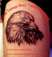 Acvila Tatuaje