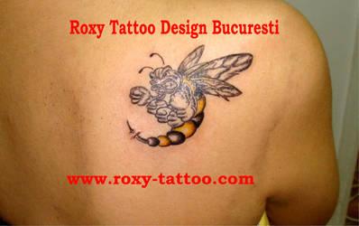 Albina-tattoo