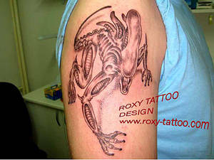 Alien-roxy-tattoo