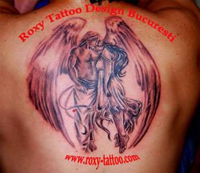 Angel Woman Roxy
