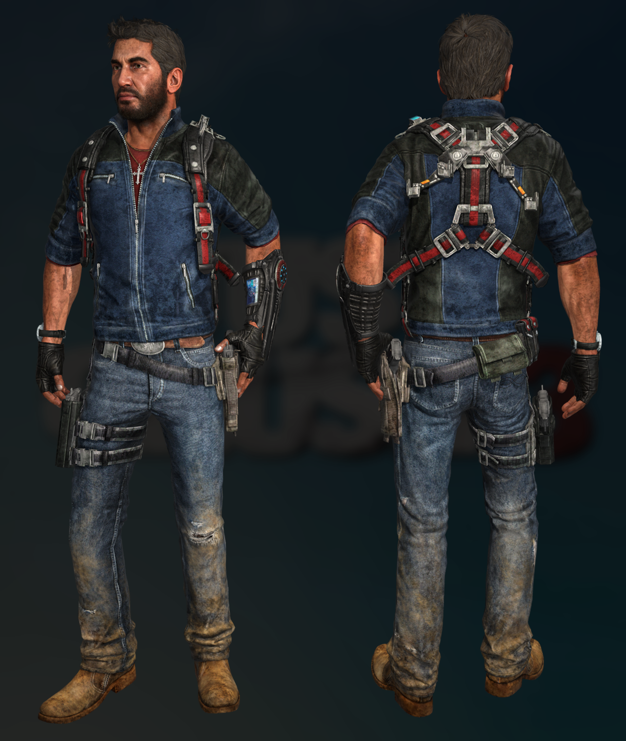 Rico Rodriguez (Just Cause 3)