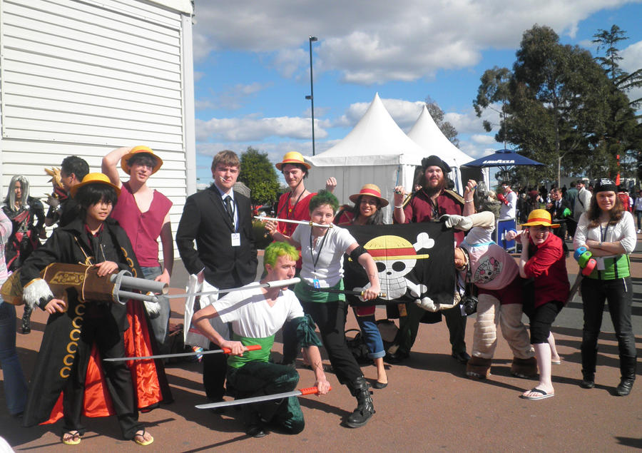 onepiececosplayers