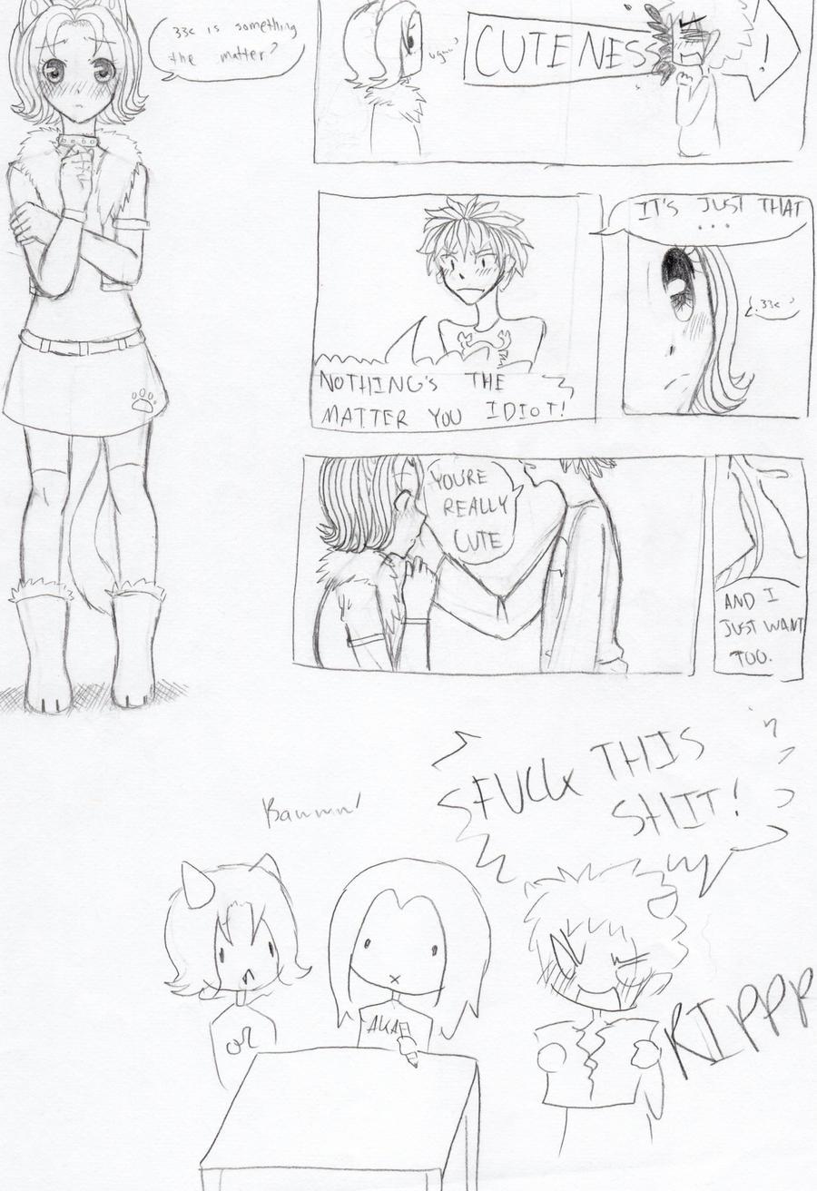 KarkatxNepeta Comic by KATCOO13