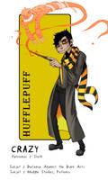 HP House Sorting Meme- Crazy Sorcier du mois