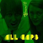 All Caps Contest - Cover 2 by haloeffectx